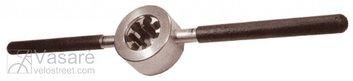 Šakių sriegimo pritaisas be sriegpjovės, Cyclo-Tools