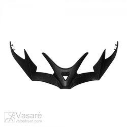 Front visor for LAS helmet MTB
