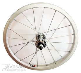 "Front Wheel MACH1 14"" 20 spoke"
