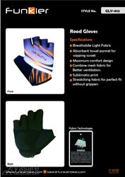 FUNKIER Road gloves