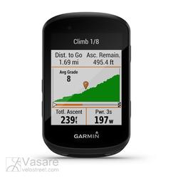 Dviračio GPS kompiuterio komplektas Garmin Edge® 530