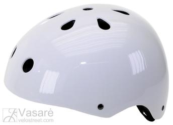 Helmet BMX size: M, white