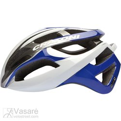 Helmet CRATONI C-BREEZE white/silver/blue