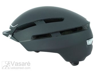 Helmet CRATONI C-LOOM black-white rubber