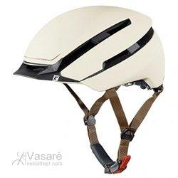 Helmet CRATONI C-LOOM creme rubber