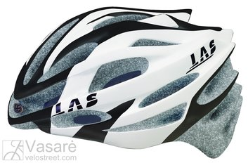Helmet LAS ASTEROID black/white