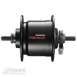 Stebulė generatorius 140/36 Black DH-C3000-2N-NT 6V/2.4W Nut