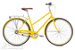 Dviratis Breezer Downtown 3 ST Gloss Yellow