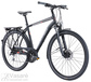 Dviratis Breezer Liberty S2.3+ Satin Black