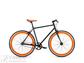 Dviratis Drag Stereo FX black orange