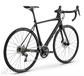 Dviratis Fuji SL 2.1 49cm Satin Carbon / Gloss Black