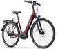 Elektrinis dviratis Breezer POWERTRIP 1.3+ LS EVO 45cm 2019 Brick Red