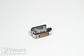 PEDAL Pedal FP-920 City/Trek Sil/Blk Al 2K