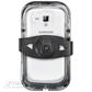 Phone Bag Ari Case Klickfix with Adapter transparent/black, w.rotating coupling