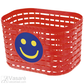 Plastic basket, for children