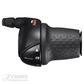 Pavarų rankenėlė dešinė 8pav. Juoda SL-C6000-8 Shimano Nexus CJ-8S20