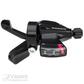 Pavarų perjungimo rankenėlė Shimano SL-M310 Altus Black w/o brake lever 3sp