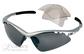 Sunglasses LAS OCCHIALI 828 silver