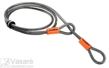 Kryptonite  KryptoFlex 1007 Looped Cable 7'