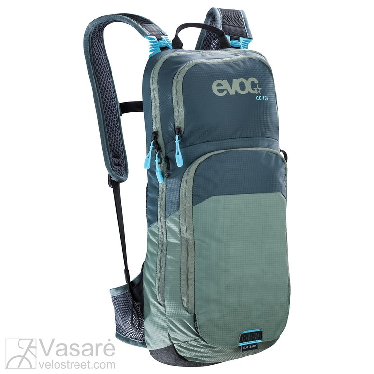 76d49f64f8d2 Backpack EVOC CC // 10l // Slate-Olive