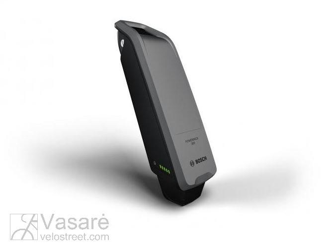 El. dviračio Baterija Bosch Active Platinum PowerPack 300Wh