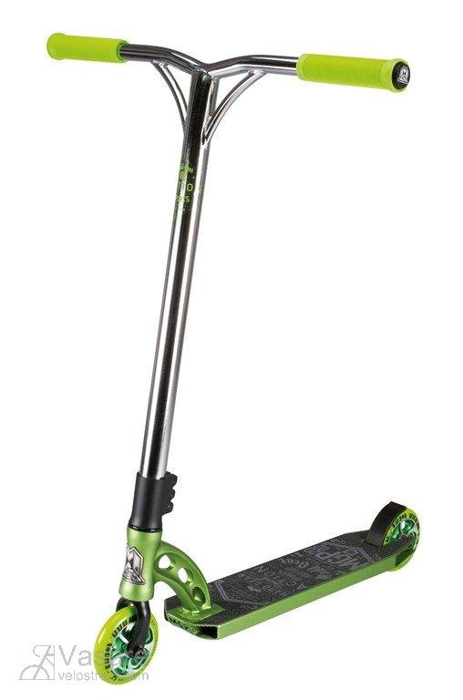 Stunt scooter Madd VX7 Team green roll 110mm