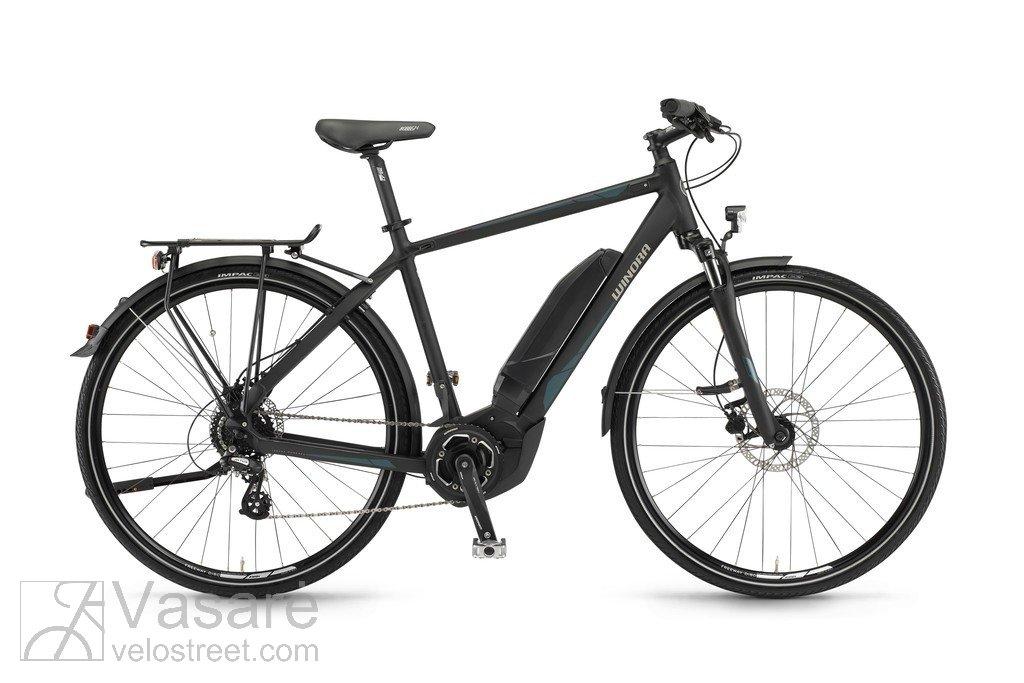 "El. dviratis Winora Y280.X men 400Wh 28"" 8-Sp Altus"