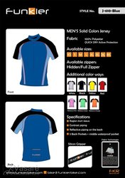 Mens Jersey L size