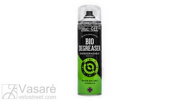 Muc-Off De-greaser - nuriebalintojas 500ml.