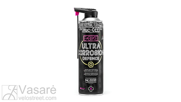 Muc-Off eBike Ultra Corrosion Defence - Ultra apsauga nuo korozijos el. dviračiui 485ml.