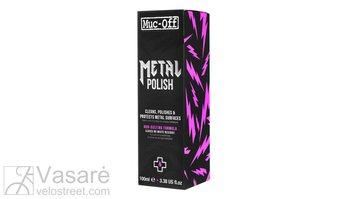 Muc-off Metal Polish blizgių metalinių detalių poliruoklis