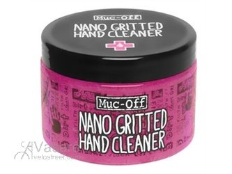 Muc-off Nano Gritted Hand Cleaner 500 ml.
