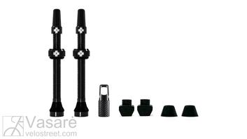 Muc-Off Tubeless Valve Kit 60mm Black