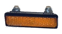 Pedal reflectors
