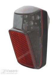 Galinis žibintas tvirtinamas prie purvasaugio, LED