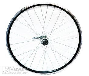 "Rear wheel 3 speed, Shimano Nexus 28"", coaster brake, Double wall rim"