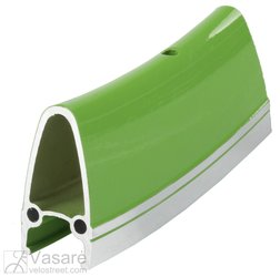 Rim Alloy double 700C 32holes green
