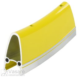 Rim Alloy double 700C 32holes yellow