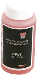 RockShox Suspension Oil, 2.5wt, 120ml Bottle