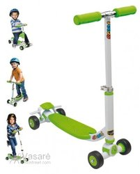 Scooter Fuzion 4-in-1 green