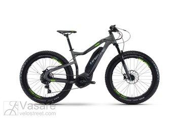 Elektrinis dviratis Haibike SDURO FatSix 6.0 400Wh 11-Sp NX