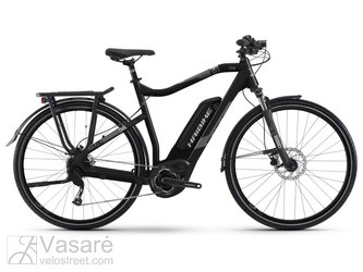 E-велосипед Haibike SDURO Trekking 1.0 men 400Wh 8 s. Acera