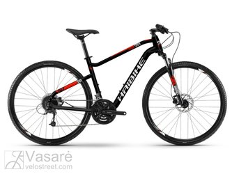 Jalgratas Haibike SEET Cross 2.0 21 s. Tourney
