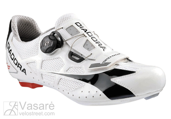 Shoes ROAD Diadora VORTEX Racer white/black