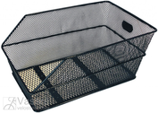 Back-Wheel Basket black