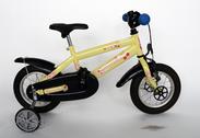 "Bicycle 12""Kn-St-KID R22 RBN U DIRT mellow yealow"