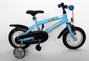 "Bicycle 12""Kn-St-KID R22 RBN U DIRT sirene blue S"