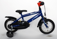 "Bicycle 12"" Kn-St-KID R22 RBN U DIRT TEXO Deep-sea"