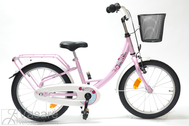 "Bicycle 18"" Ma-St-KID R28 RBN U MONO PAGADDER Pink-mant"