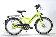 "Bicycle 20"" Kn-Al-ATB R30 3NX U BANANA ARCONA ALU ND neon yelow"